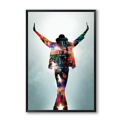 Abstract Michael Jackson
