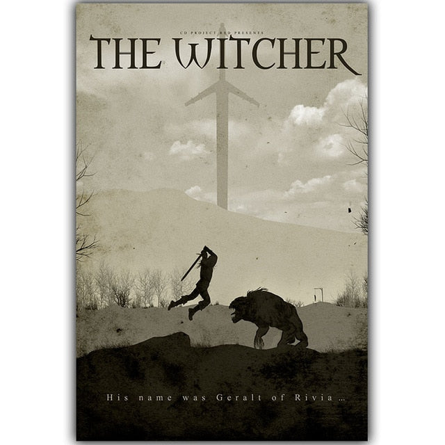 The Witcher Game