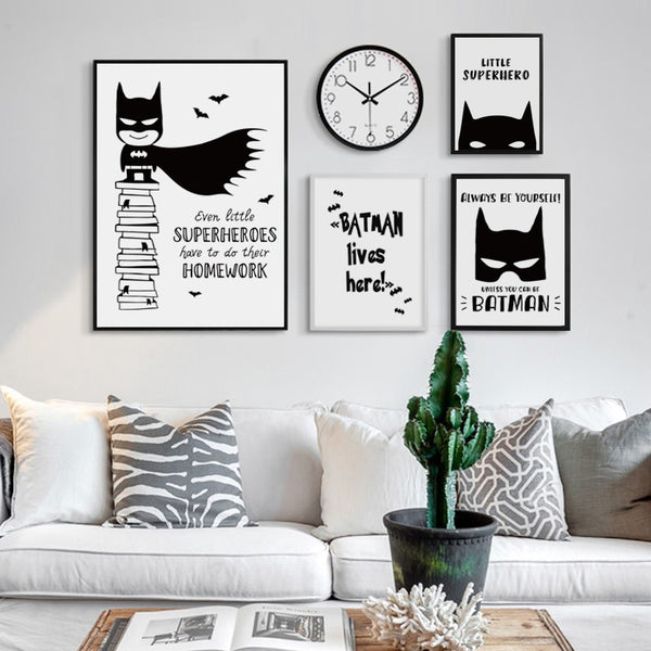 Modern Batman Art