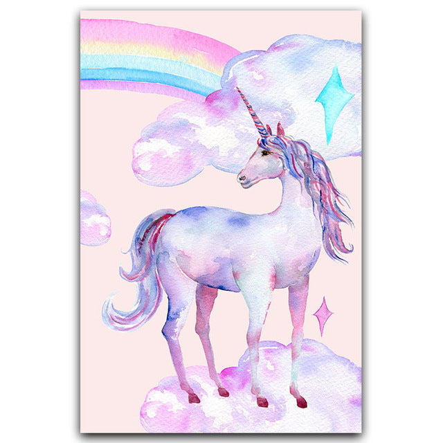 Nordic Kawaii Unicorn