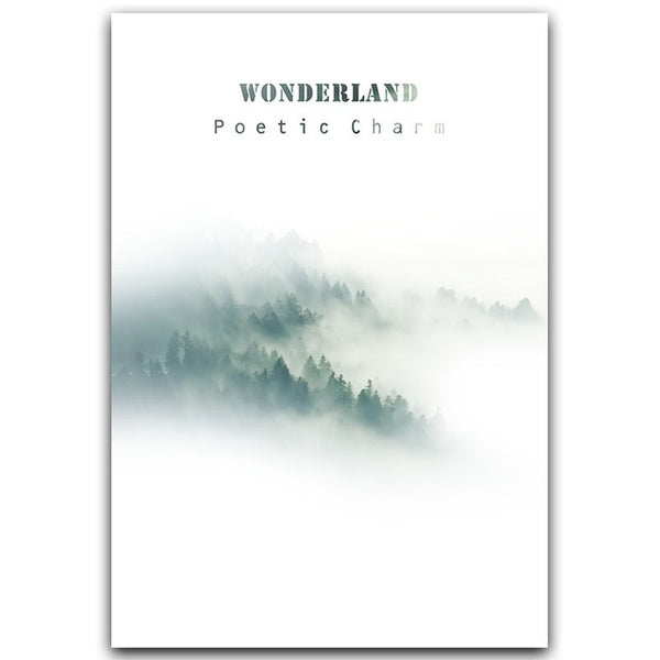 Nordic Cloud Woods