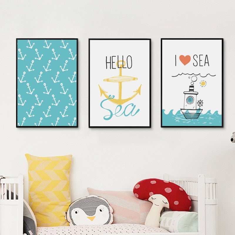 Nautical Sea Art