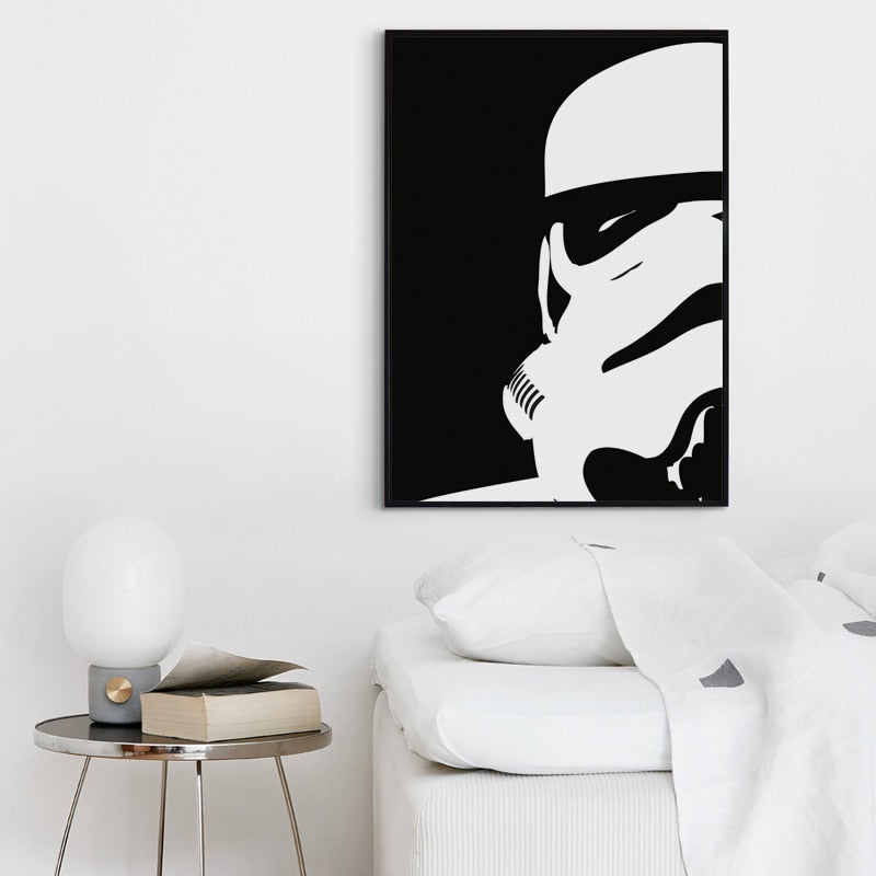 Monochromatic Star Wars