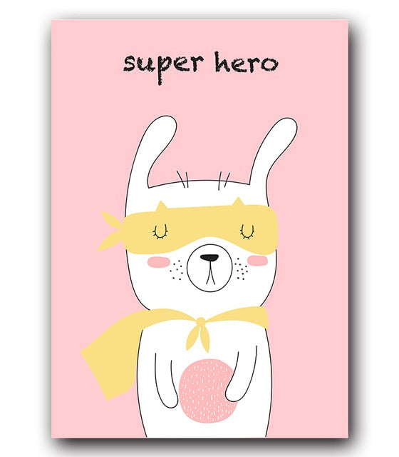 Kawaii Super Hero