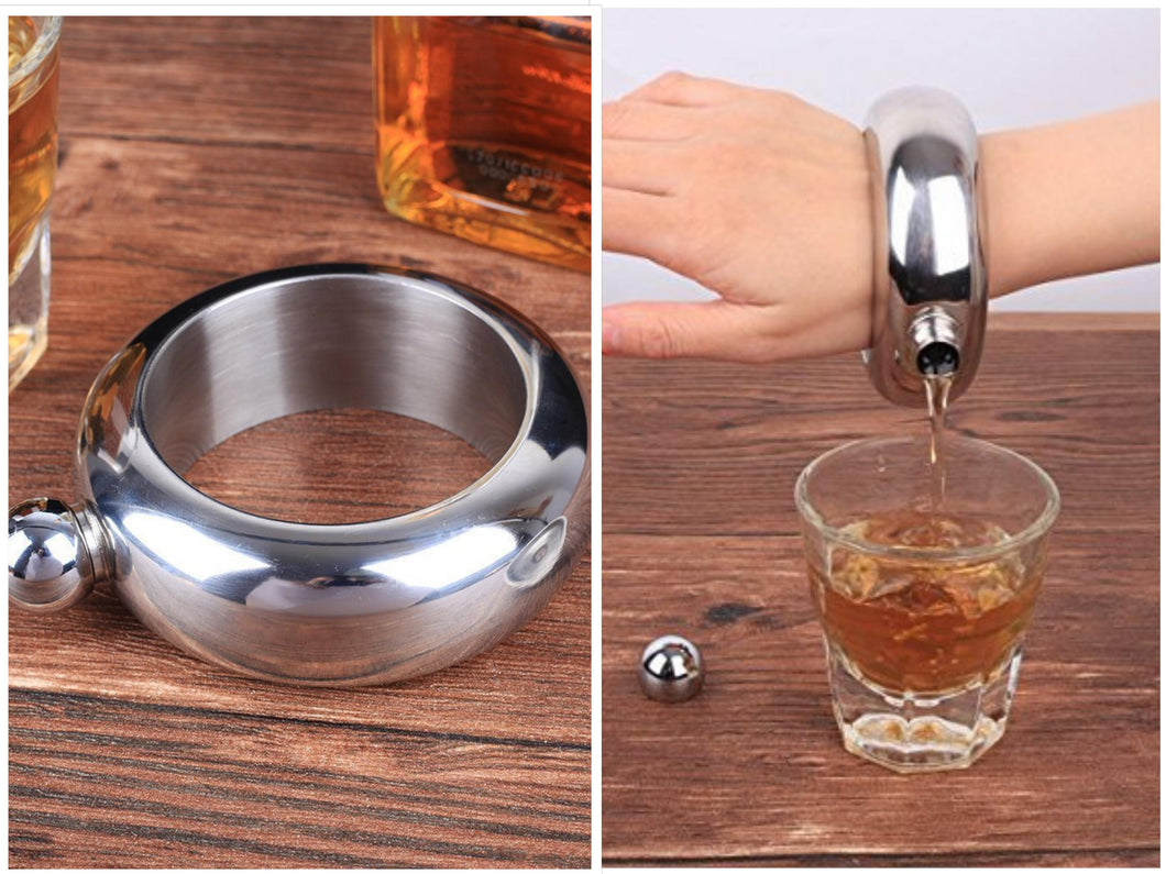 Flask Bangle/Bracelet ONLY