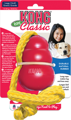 KONG Classic with Rope
