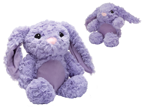 Rabbit Cuddly Dog Toy