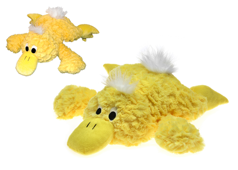 Duckbill Platypus Cuddly Dog Toy