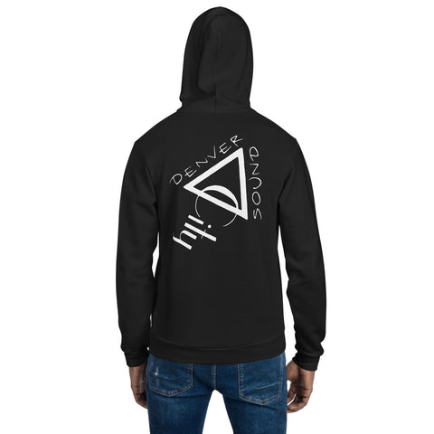 Denver City Sound Zip Up Hoodie