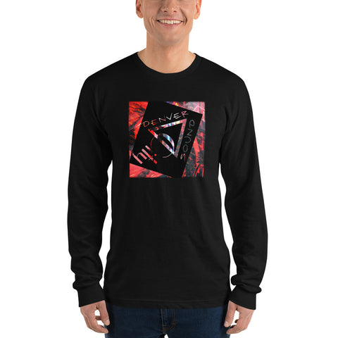 Denver City Sound Long sleeve t-shirt