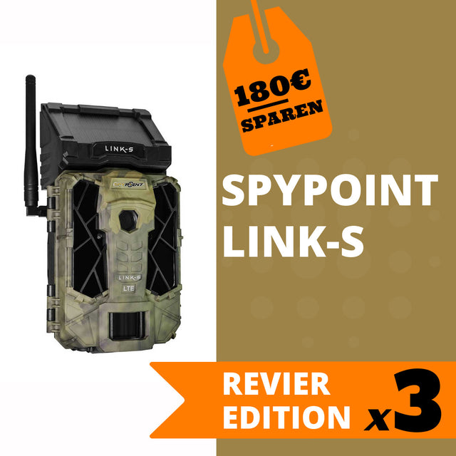 SPYPOINT LINK-S REVIER BUNDLE