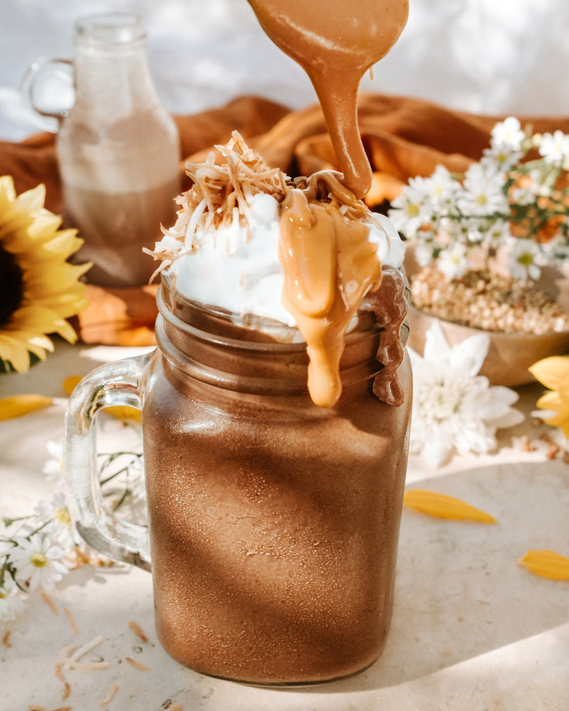 Fat Bomb Chocolate Mousse Smoothie