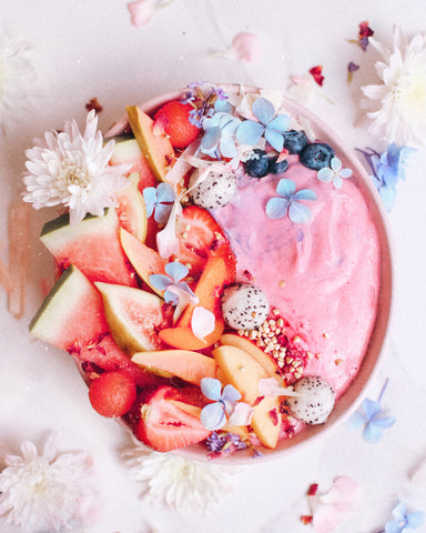 Beauty Berries Bowl