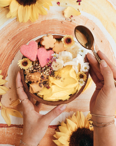 Sunshine Smoothie Bowl