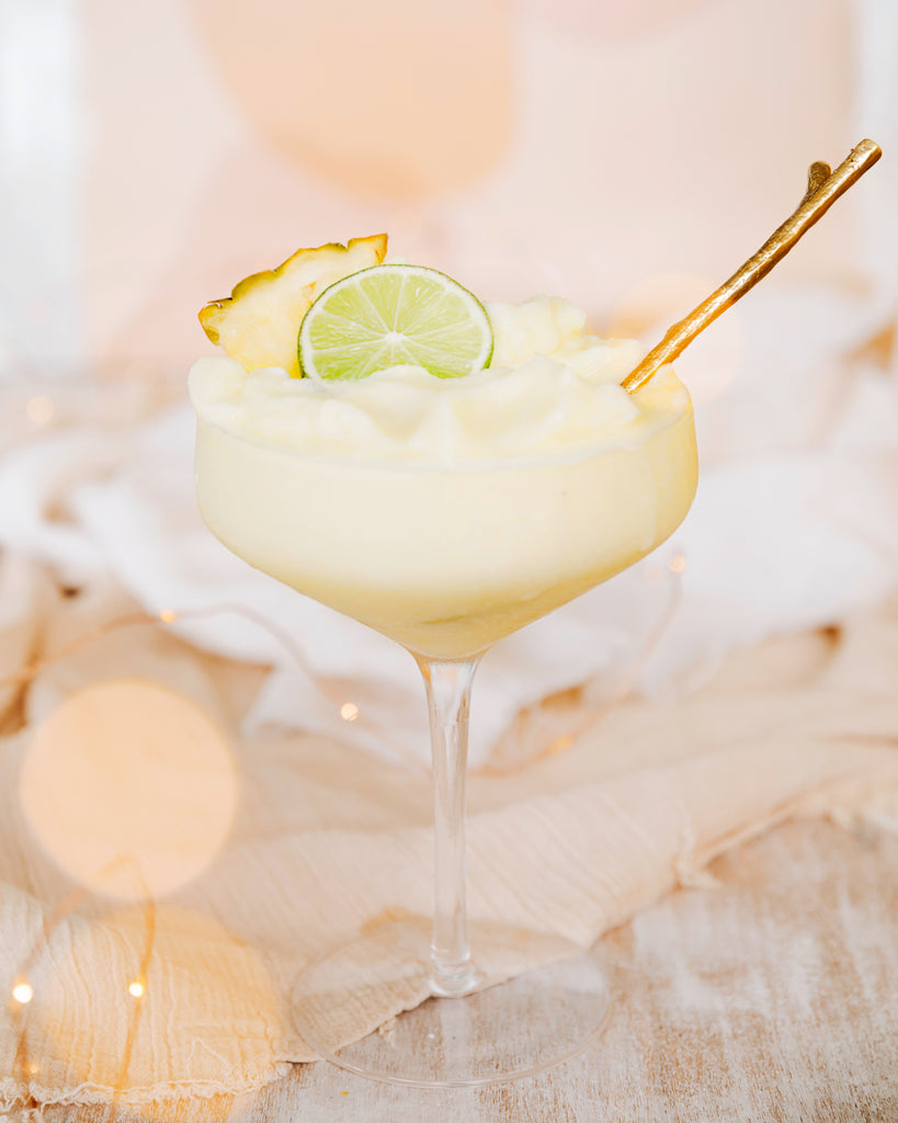 Frosty Pina Colada