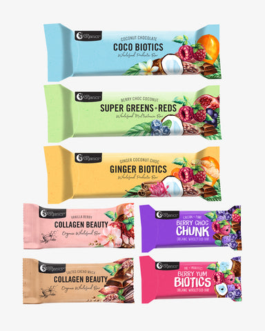 Wholefood Bars Value Pack