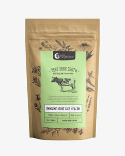 beef bone broth garden herb 100 g