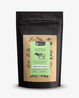 beef bone broth garden herb 1kg