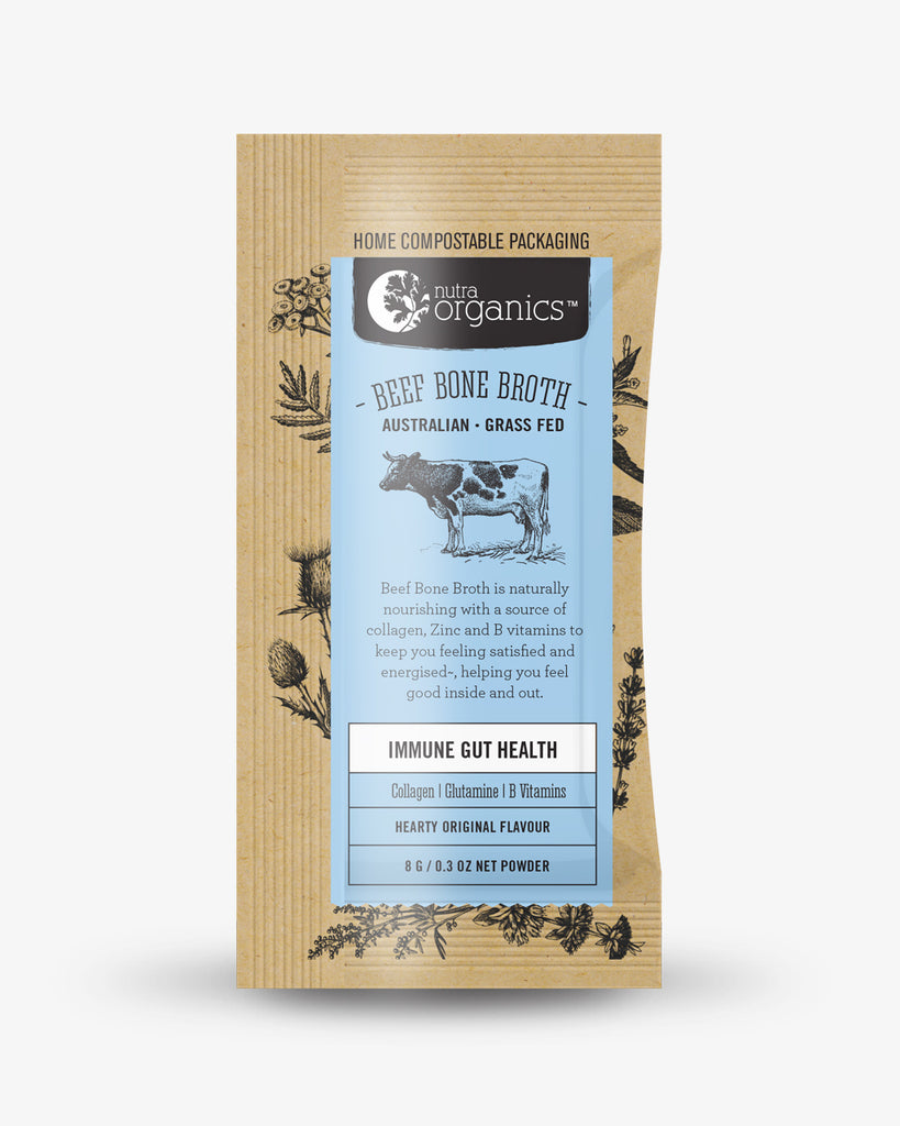 Beef Bone Broth Hearty Original Sachet