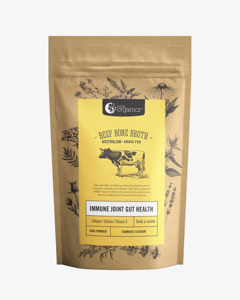Beef Bone Broth Turmeric 100 g