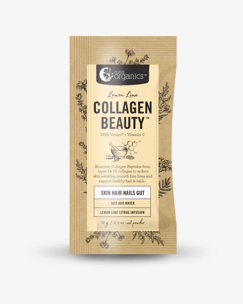 Collagen Beauty™ Lemon Lime Sachet