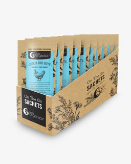 Chicken Bone Broth Homestyle Original Sachet