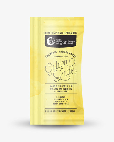 Golden Latte Sachet