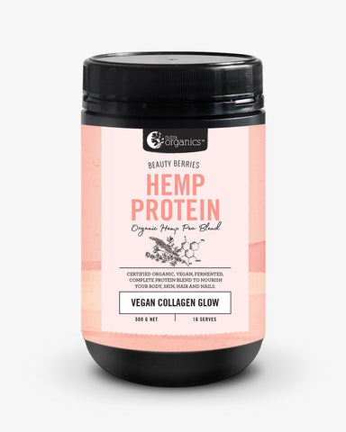 hemp protein beauty berries 500g