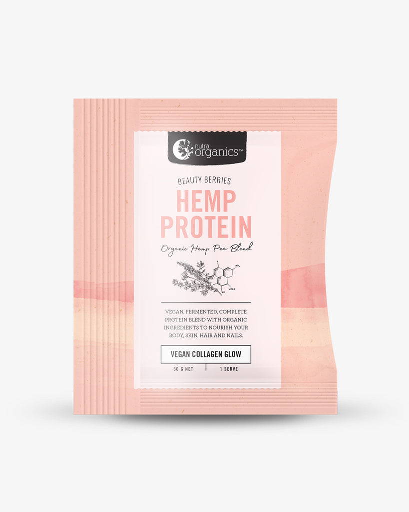 Hemp Protein Beauty Berries Sachet