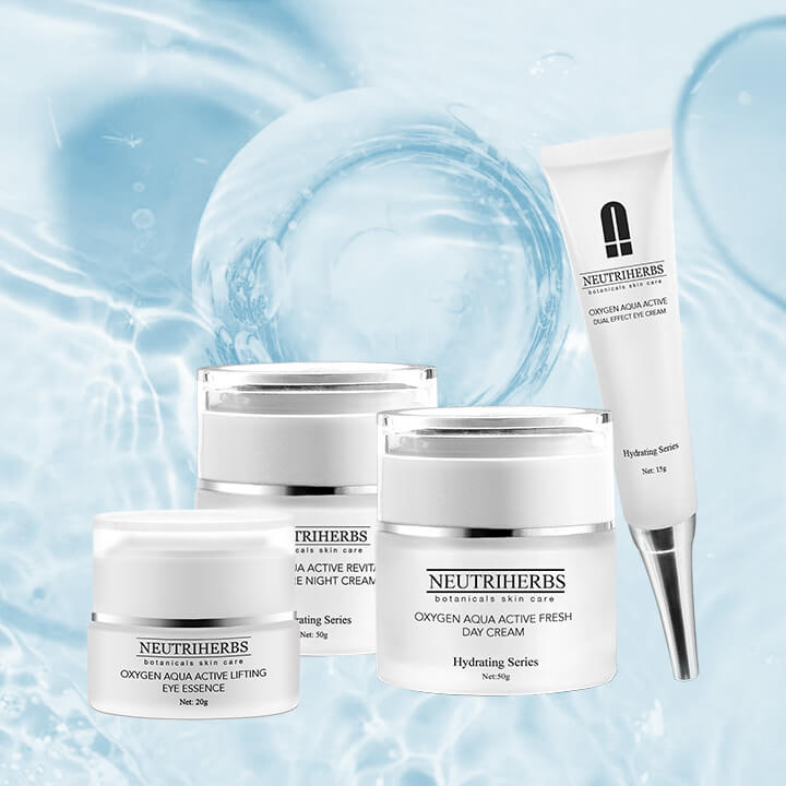 Deeply Hydrating Skin Care Series