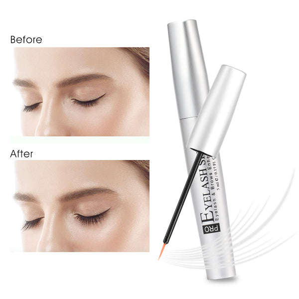 Neutriherbs Eyelash Growth Serum-before and after