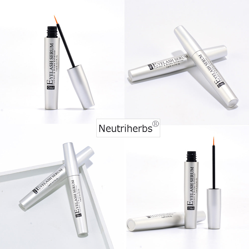 neutriherbs eyelash eye brow serum