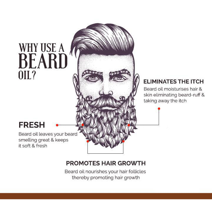beard growth oil-beard care