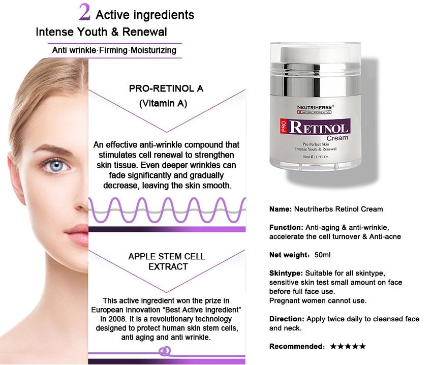 best wrinkle cream-best anti aging products-retinol cream-wholesale- private label