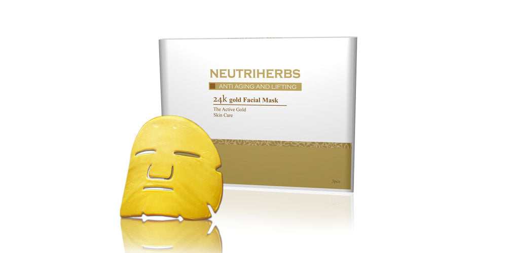 Pure Luxury Anti Wrinkle Mask manufacturer - anti wrinkle mask - gold mask for face