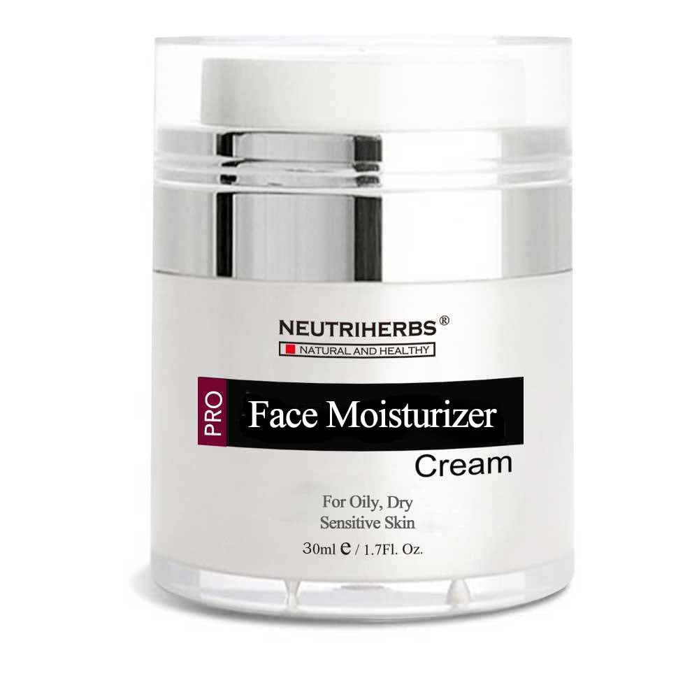 Face Moisturizer Cream Natural & Non-Greasy Daily Facial Cream Private Label | Free Design - amarrie cosmetics