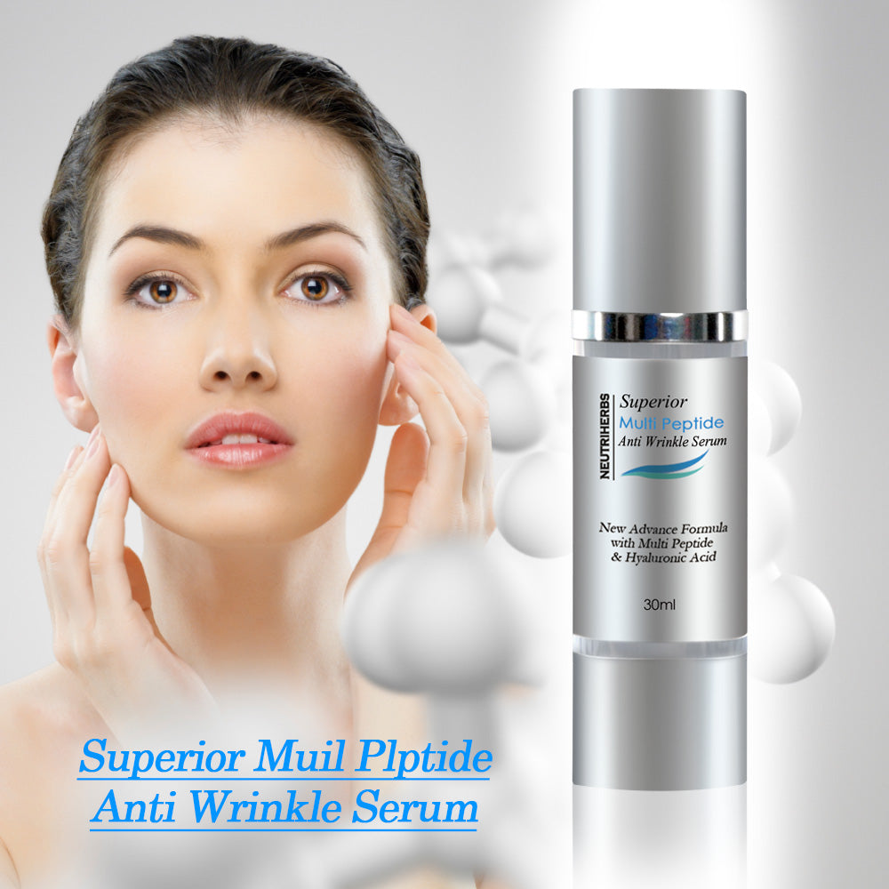 Anti Aging Collagen Peptide Serum For Wrinkles - amarrie cosmetics