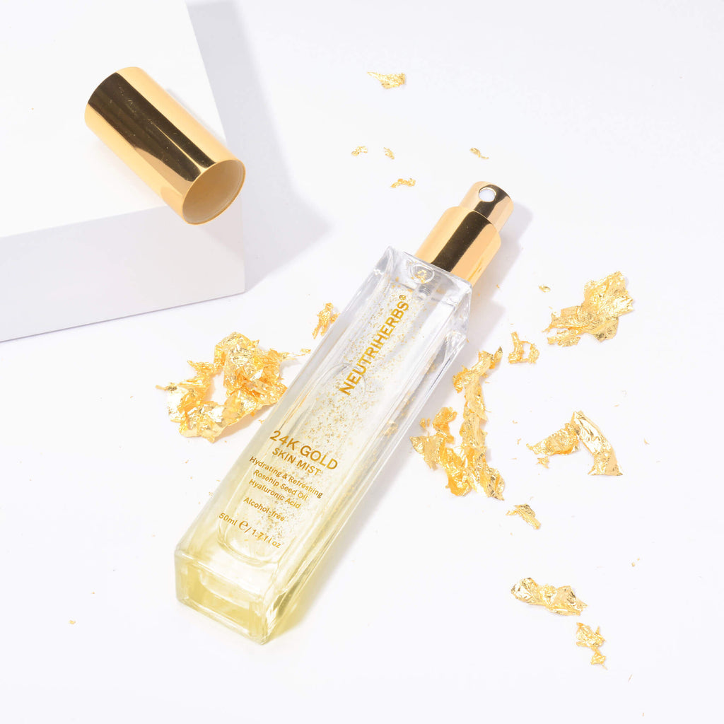 24K Gold Skin Mist-10 years private label service