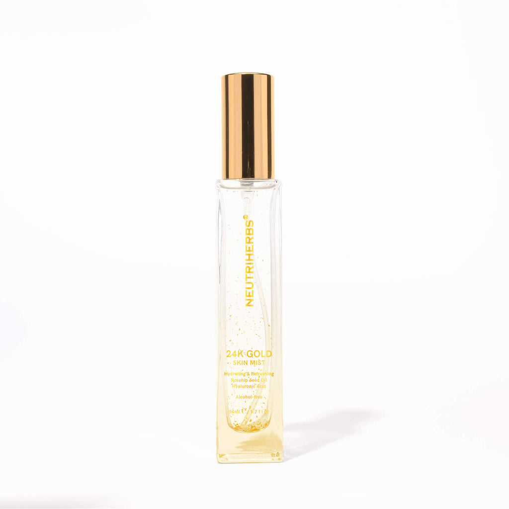 24K Gold Skin Mist-Best Anti-aging Mist Spray for All Skin