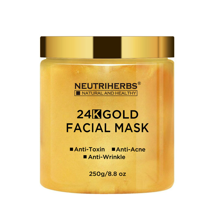 24K Gold Collagen Facial Mask For Anti-aging - amarrie cosmetics