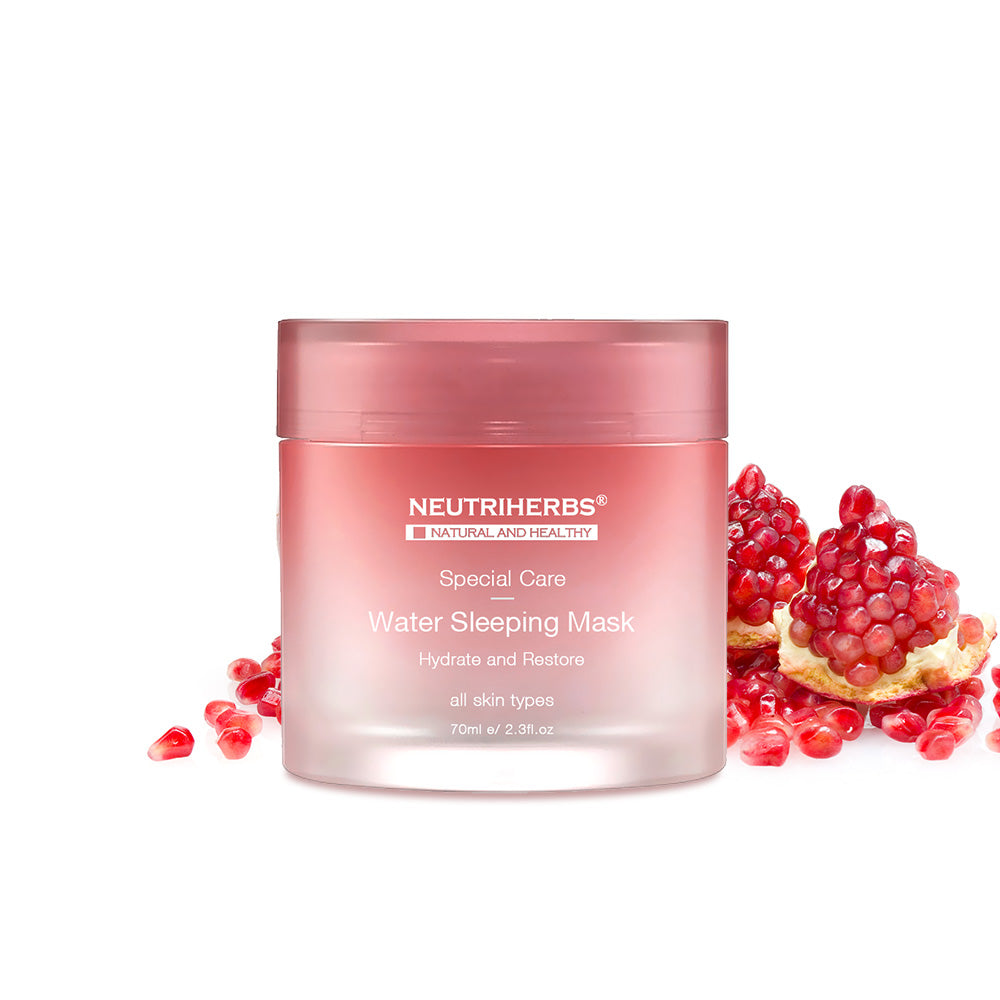 Nourishing Mask Sleep Masks Facial Red Pomegranate Cream