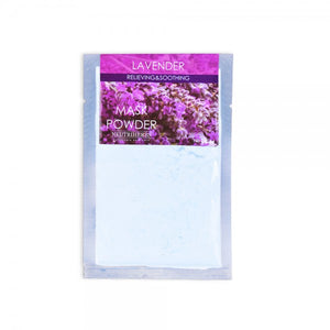 Powder Mask – Lavender Collagen Powder Mask - amarrie cosmetics