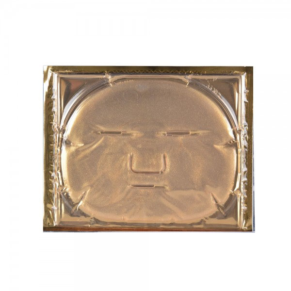 24K Gold Hydrating Anti Aging Facial Mask - amarrie cosmetics