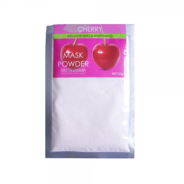 Cherry Powder Face Mask 25g for Facial Moisturizing - amarrie cosmetics
