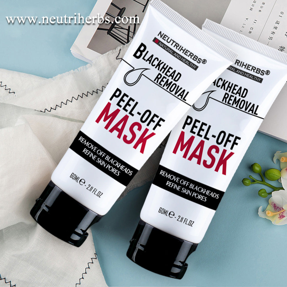 Charcoal Blackhead Removal Peel Off Mask - amarrie cosmetics