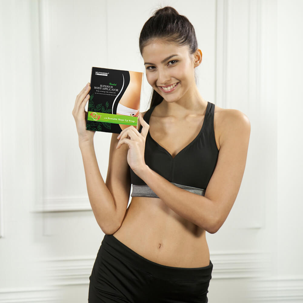 Cellulite Ultimate Body Applicator weight loss Wrap private label