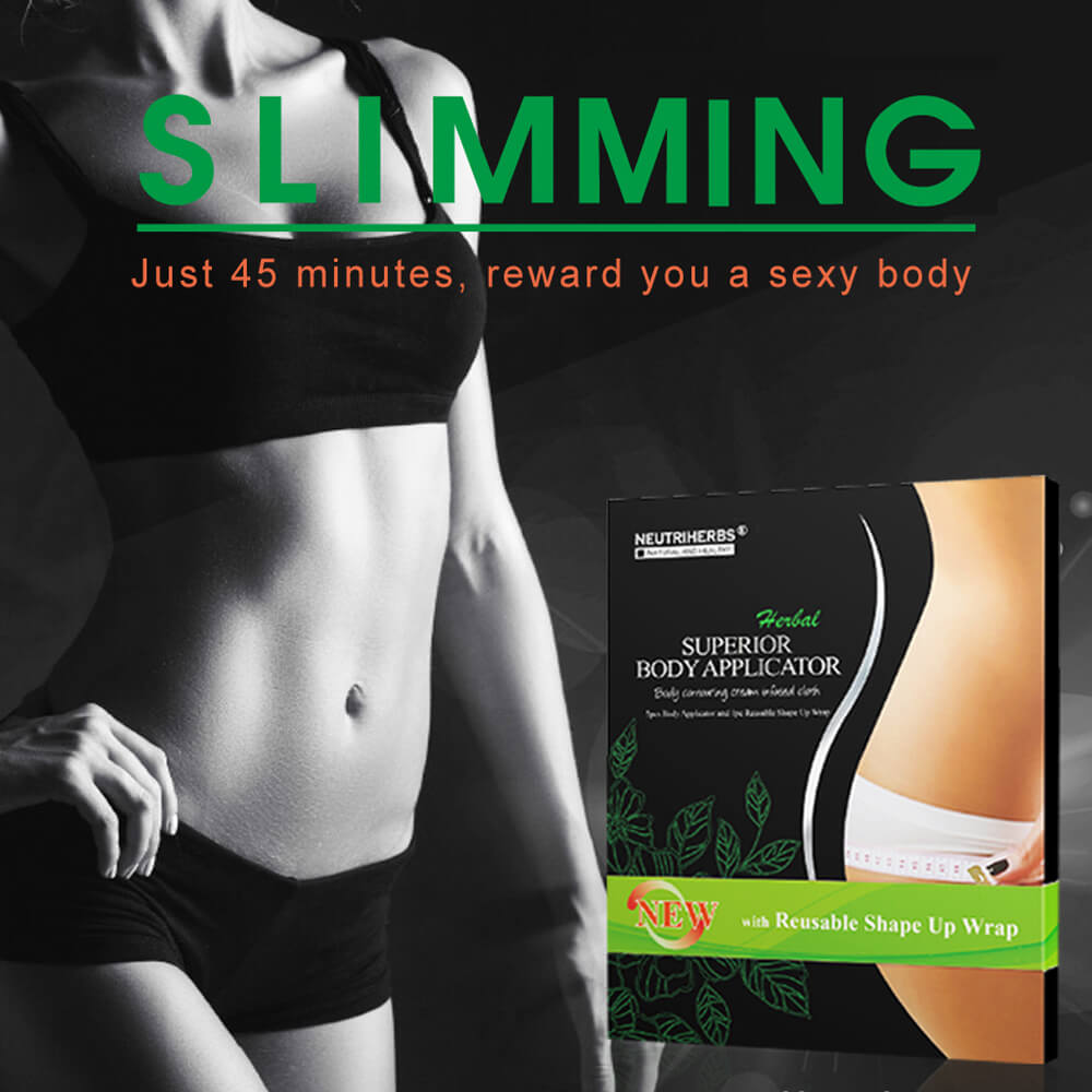 Ultimate Body Applicator slimming Body Wrap for weight loss
