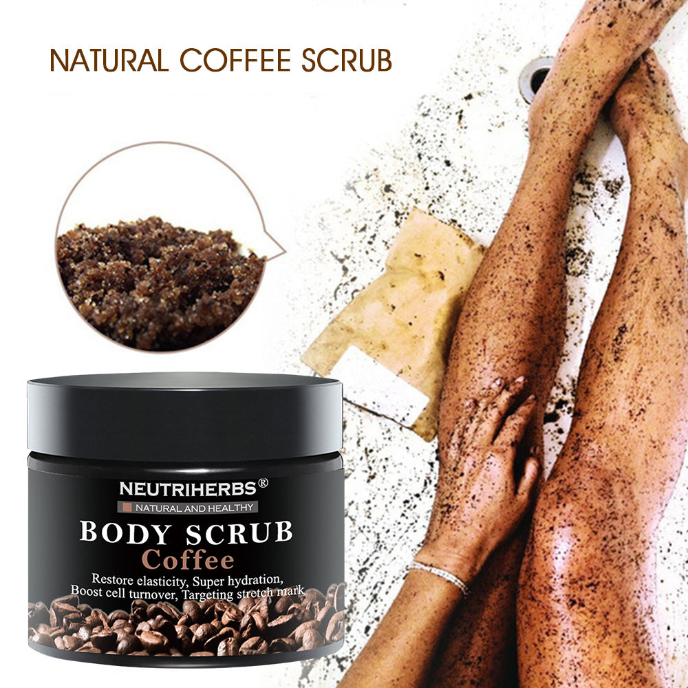 Best Body Scrub – Coffee Scrub for Cellulite - amarrie cosmetics