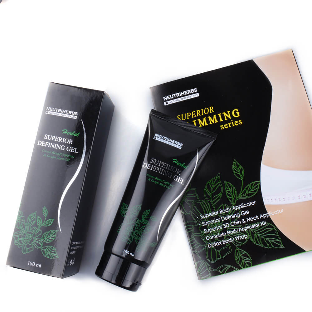 Slimming Defining Gel match with body wrap to lose weight