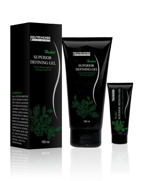 Slimming body Defining Gel to firming and smoothness